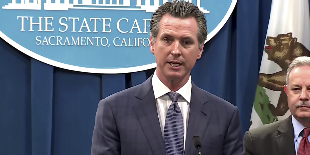 California Declares State of Emergency