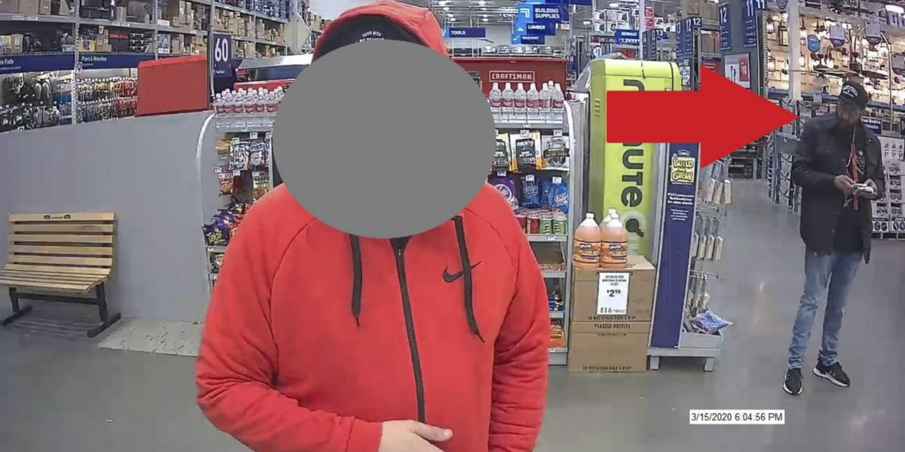Thieves Start Fire to Steal from Lowe's