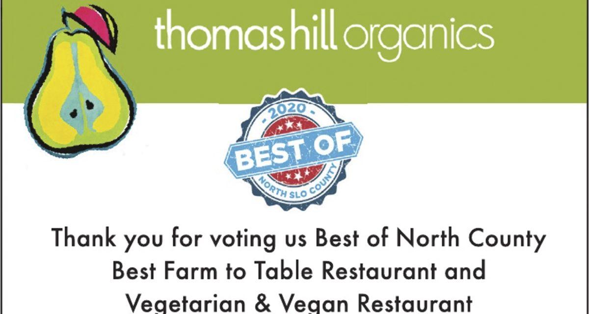 Thomas Hill Organics Announces 'THO to Go'