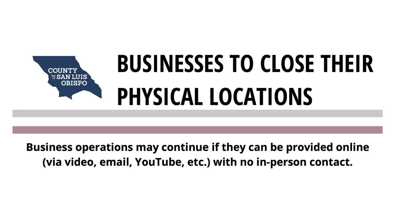 Is Your Business Ordered to Close for 'Shelter'?