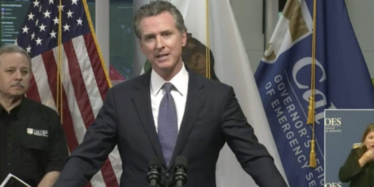 Governor Newsom Announces Cross-Sector Partnerships