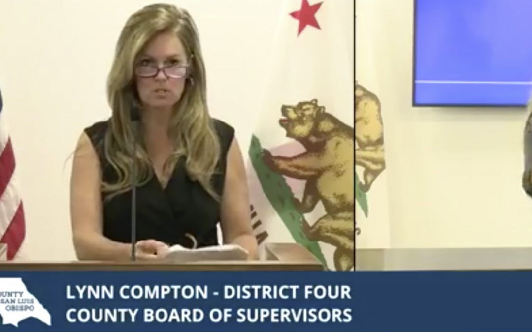 SLO County Meets New State Criteria for Stage 2