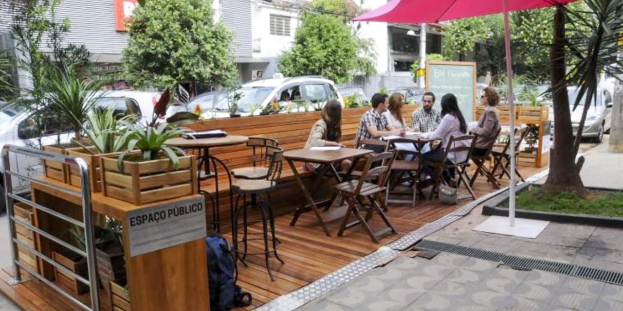 Downtown Park Dining & Parklets? Take the Survey