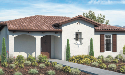 First Tract Homes Under Construction in Paso Robles Since 2007