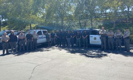 Sheriff's Office Deploys Personnel to El Dorado County