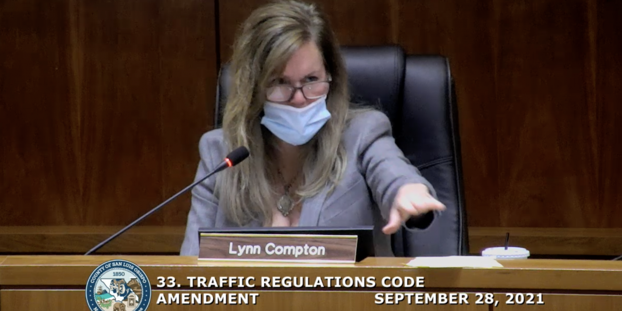 Supervisors Vote to Approve an Amendment on Overnight Parking Rules