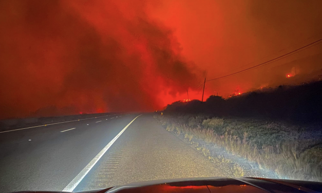 Alisal Fire Creates Closure for 101 in Both Directions With no ETA to Reopen