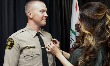 SLO County Sheriff's Office Releases Identity of Shot Deputy, Suspect still at large