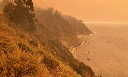 Smoke is Expected to Continue to Impact SLO County This Weekend