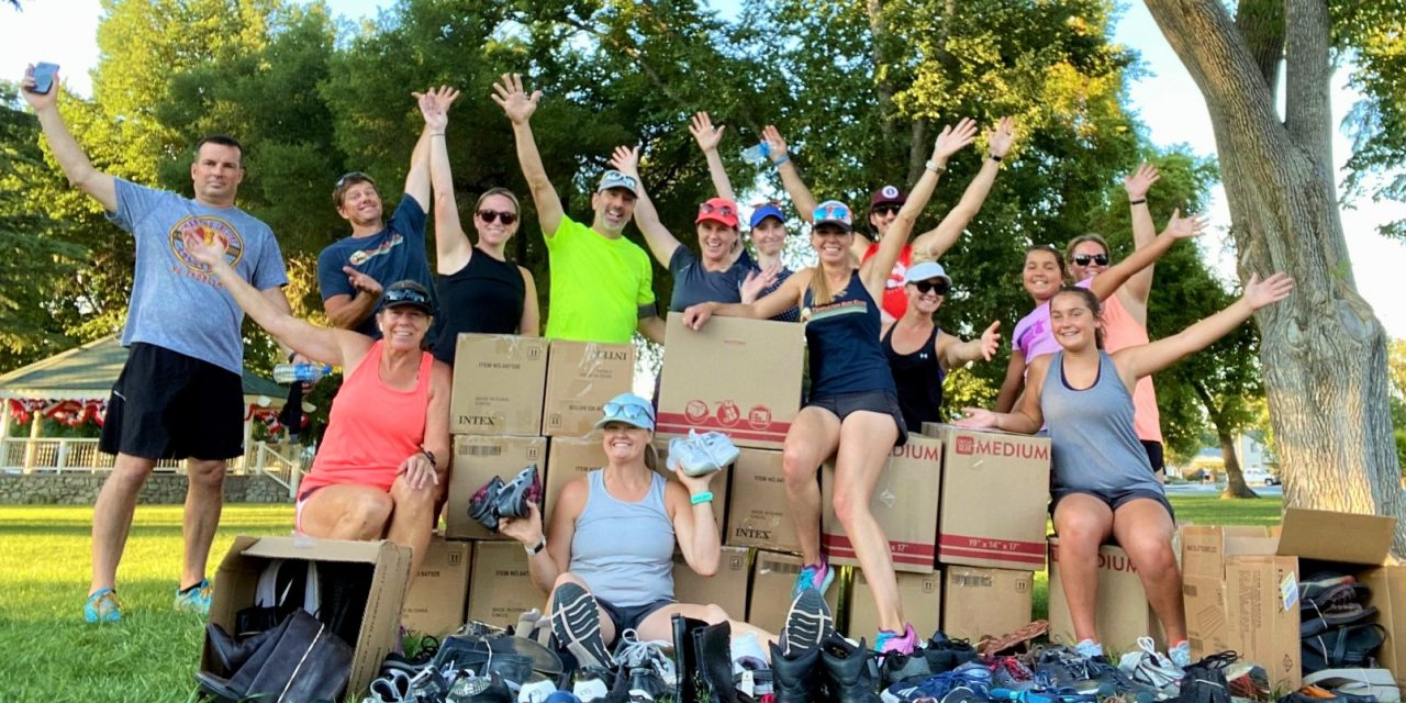 Shoe Drive Exceeds Expectations
