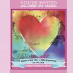 Sweet Art 'Love Studios!' Fundraiser