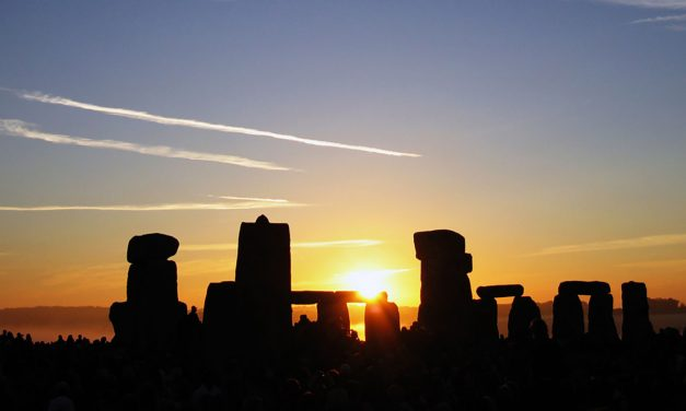 Happy Summer Solstice! The World is Still Spinning :)