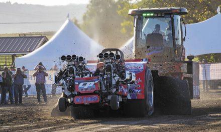 Templeton High School FFA Tractor Pull