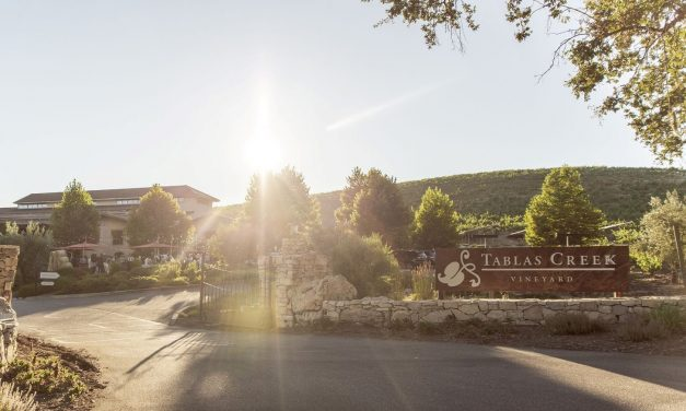 Tablas Creek Vineyard: First Winery in the World to Receive Regenerative Organic Certificate