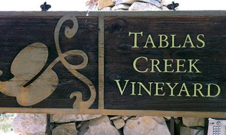 Tablas Creek Vineyard hits No. 2 on The Daily Meal list