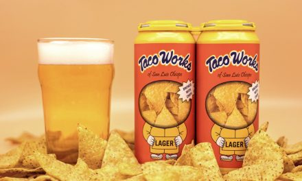 The World's First Tortilla Chip Beer – Just in time for Game Day