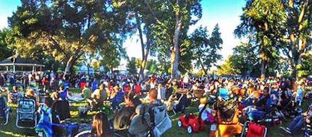 Templeton Postpones Concerts in the Park