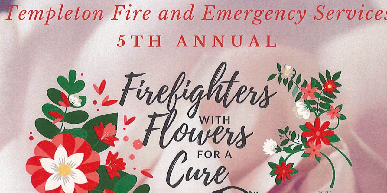 Templeton Firefighters' fundraiser for Leukemia and Lymphoma Society