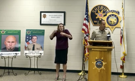 SLO Sheriff Releases Names of Injured Deputy, Suspected Shooter