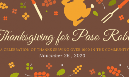 'Thanksgiving for Paso Robles' Ready to Feed Everyone Free of Charge