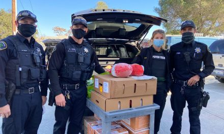PRPD Delivers Thanksgiving Meals with Loaves and Fishes