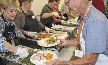 Thanksgiving for Paso Serves 1,216 Meals