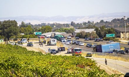 SLO County Sheriff's Deputy Injured, Suspect Killed in Shootout