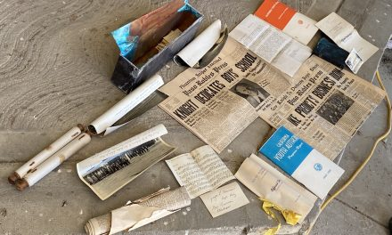 67 Year Old Time Capsule Opened at Former Paso Robles Boys School