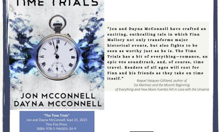 Local Authors Release YA Sci-Fi Novel
