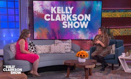 'Coach Kiah' Guest Appearance on The Kelly Clarkson Show