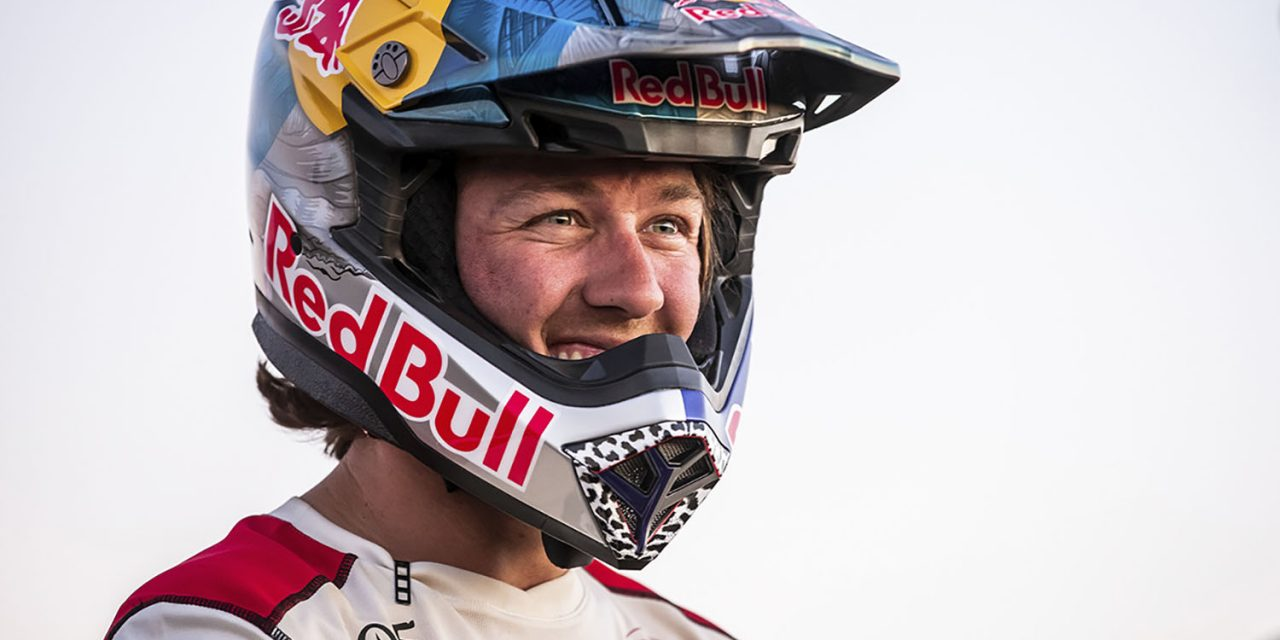 Templeton Native Soars to Victory on Freeride Motocross 'Dream Track'