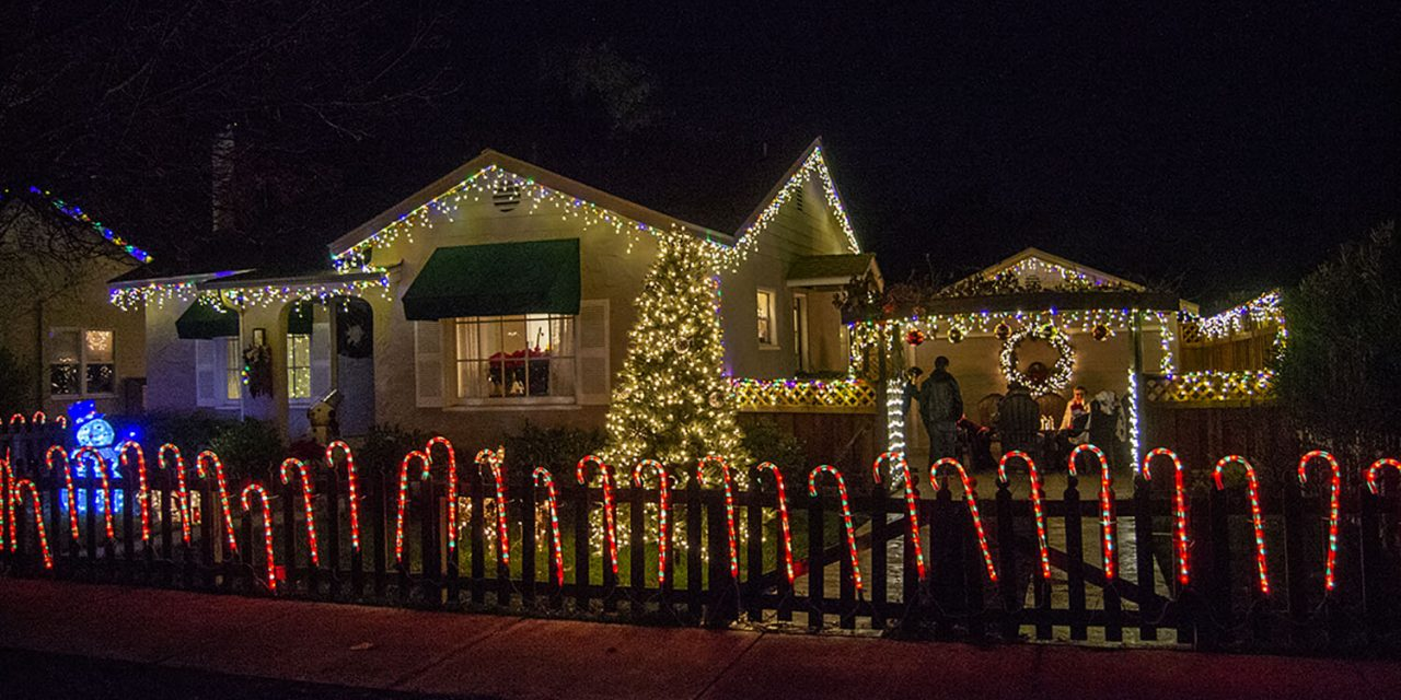 Annual Vine Street Victorian Christmas Shifts to Drive-By on Two Saturdays