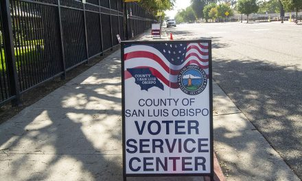 Voter Service Centers Open Across SLO County