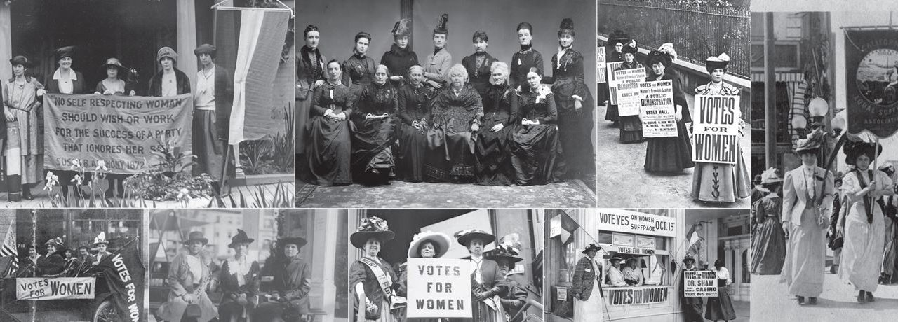 Centennial Anniversary of the 19th Amendment; Women's Right to Vote