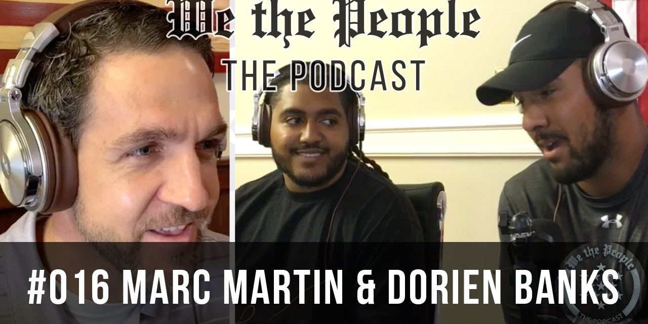 13 Stars Launches 'We the People' Podcast