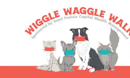 Woods Humane Society's 28th Annual Virtual Wiggle Waggle Walk & Run