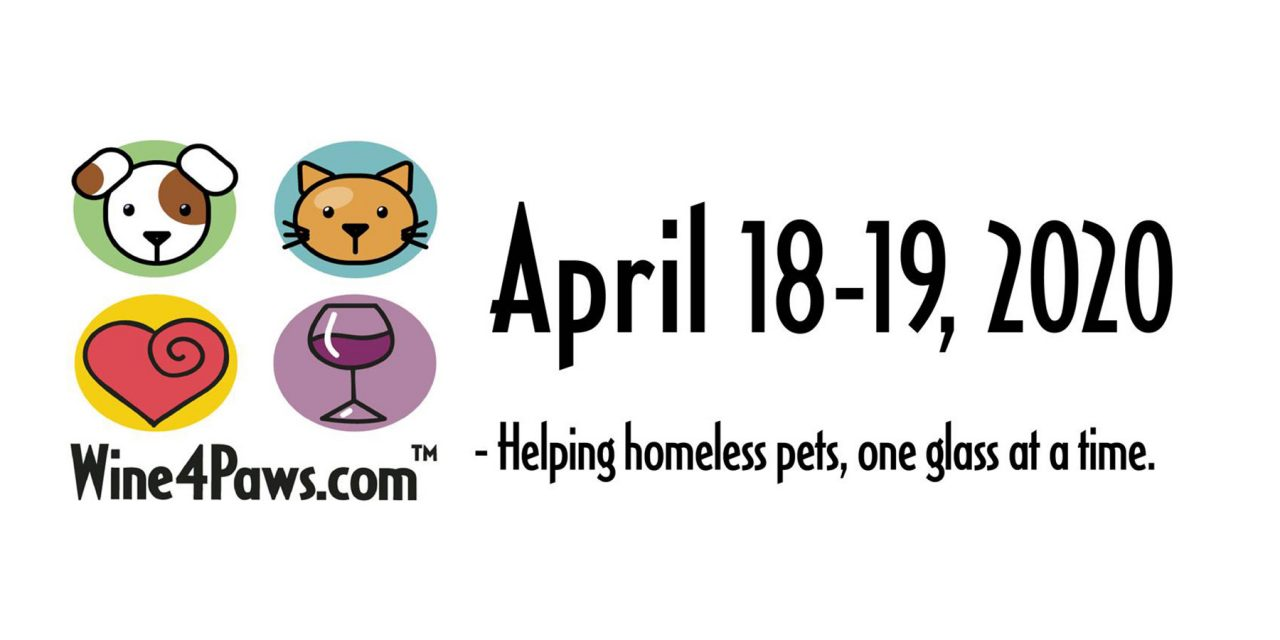 Wine 4 Paws Goes Virtual