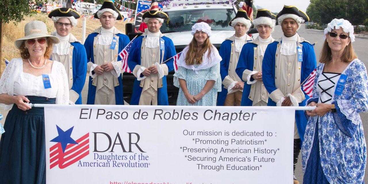 El Paso de Robles NSDAR Fundraising Garage Sale Saturday