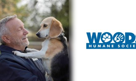 Woods Humane Society CEO Neil Trent Celebrates Two Years