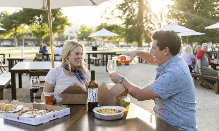 Dining in City Park is a 'Brilliant Idea'