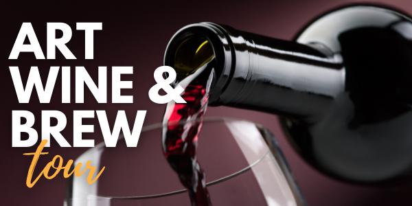 Atascadero Chamber Art, Wine & Brew Returns!