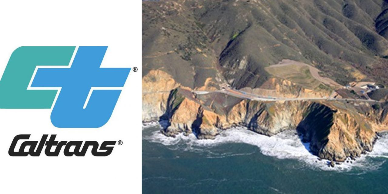 Caltrans and Others Fight Against Sea Level Rise on the Central Coast