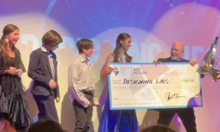 Local Teen Wins Best Picture at Christian Youth Film Festival