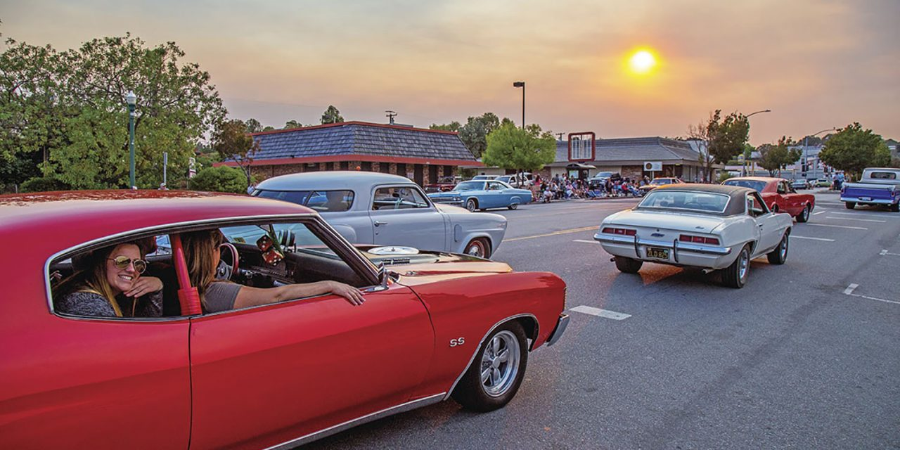 Cruise Night Atascadero on Saturday