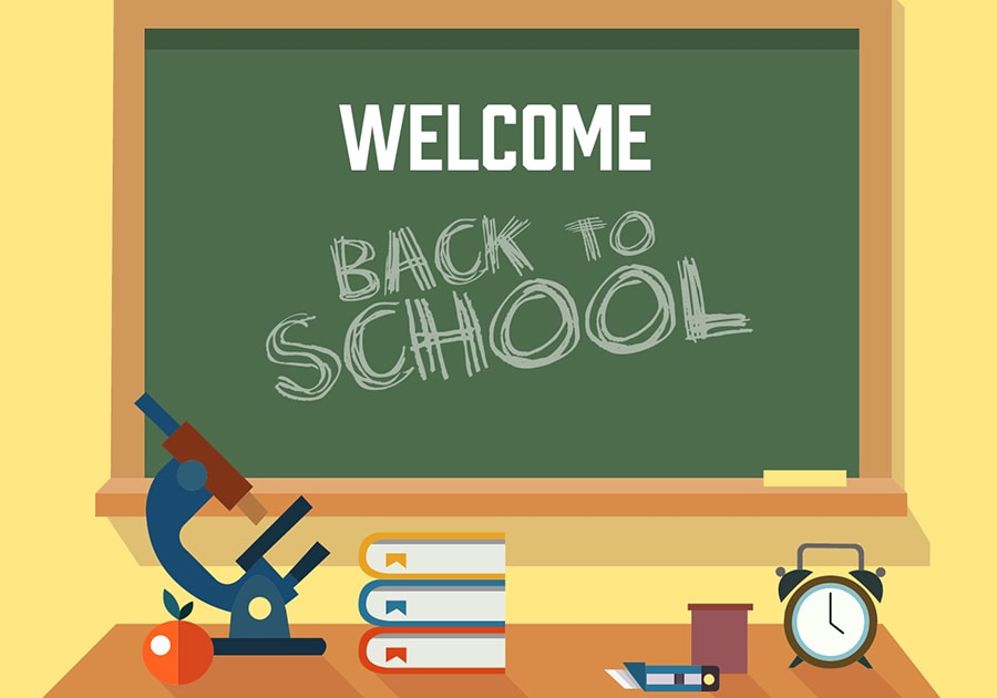 Mark your calendar for Back to School Night