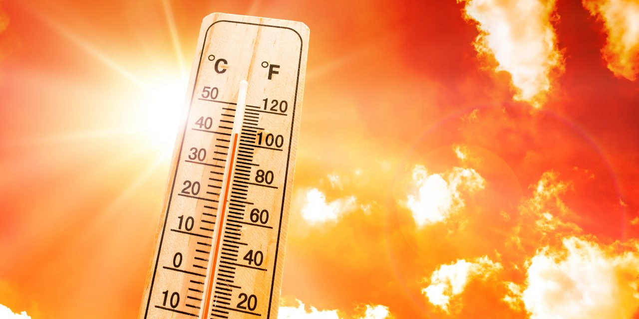 Excessive Heat Warning in Effect Starting Friday, July 9