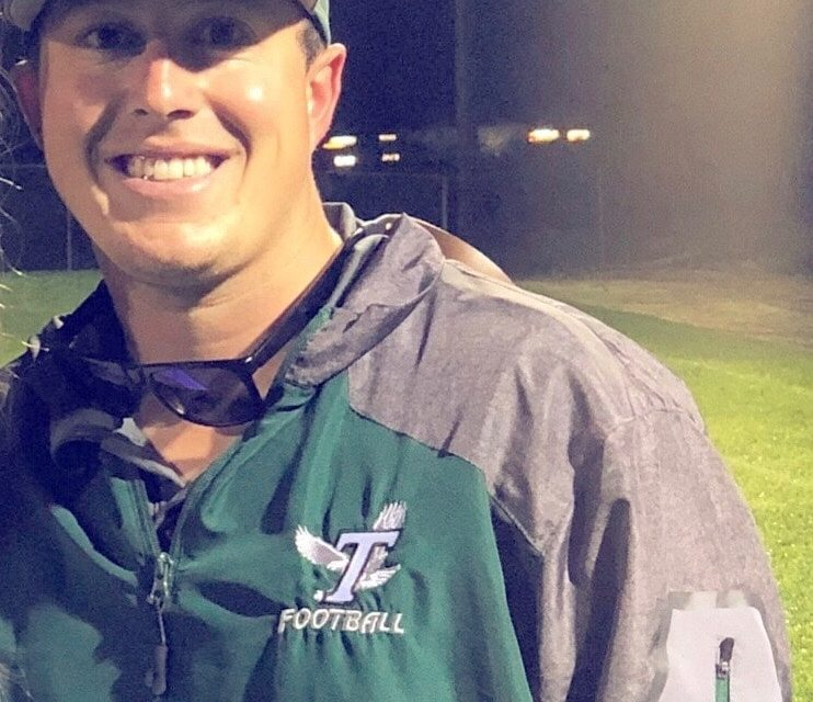 Templeton Alum Takes Over As Athletic Director