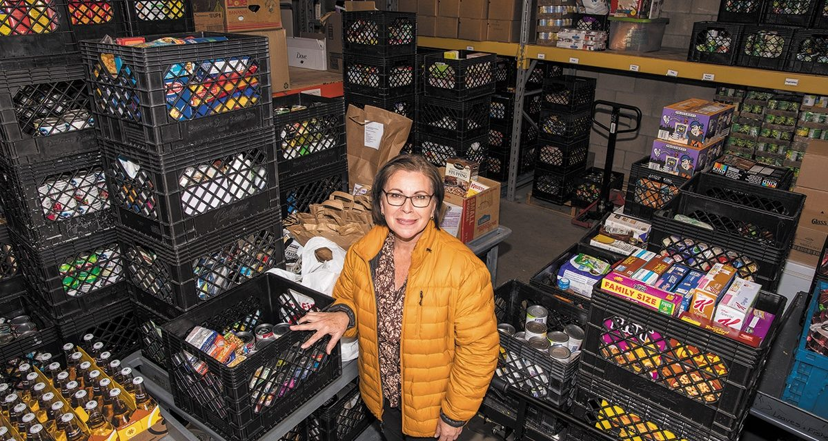 Loaves and Fishes Hits Home Run with P.A.S.O