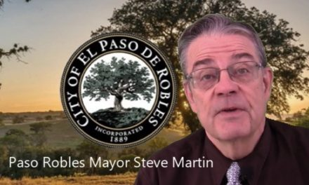 Paso Robles Mayor Releases COVID-19 Video