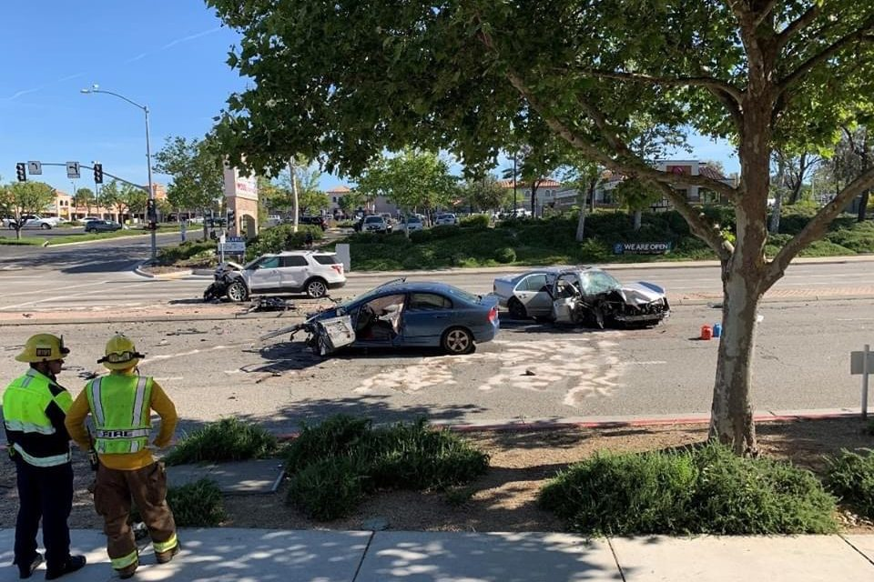 Serial Evader Apprehended Following Multi-car Crash in Paso Robles